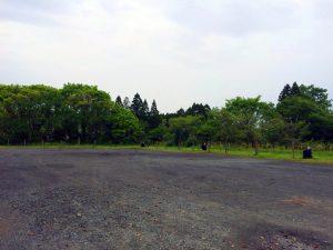 緒方三郎惟栄館跡