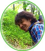 森林セラピストの渡邊昭男さん