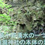 シリーズ竹田湧水群その5「鳴瀧湧水」 -日本の名水百選-