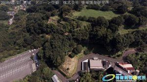 天空の豊後竹田「岡城」ドローン空撮4K写真 20160721 vol.2Aerial in drone the Oka castle/Okajou 4K Photo