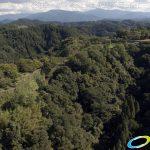 天空の豊後竹田「岡城」ドローン空撮4K写真 20160704 vol.3 Aerial in drone the Oka castle