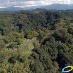 天空の豊後竹田「岡城」ドローン空撮4K写真 20160704 vol.4  Aerial in drone the Oka castle
