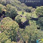 天空の豊後竹田「岡城」ドローン空撮4K写真 20160715 vol.7 Aerial in drone the Oka castle/Okajou 4K Photo