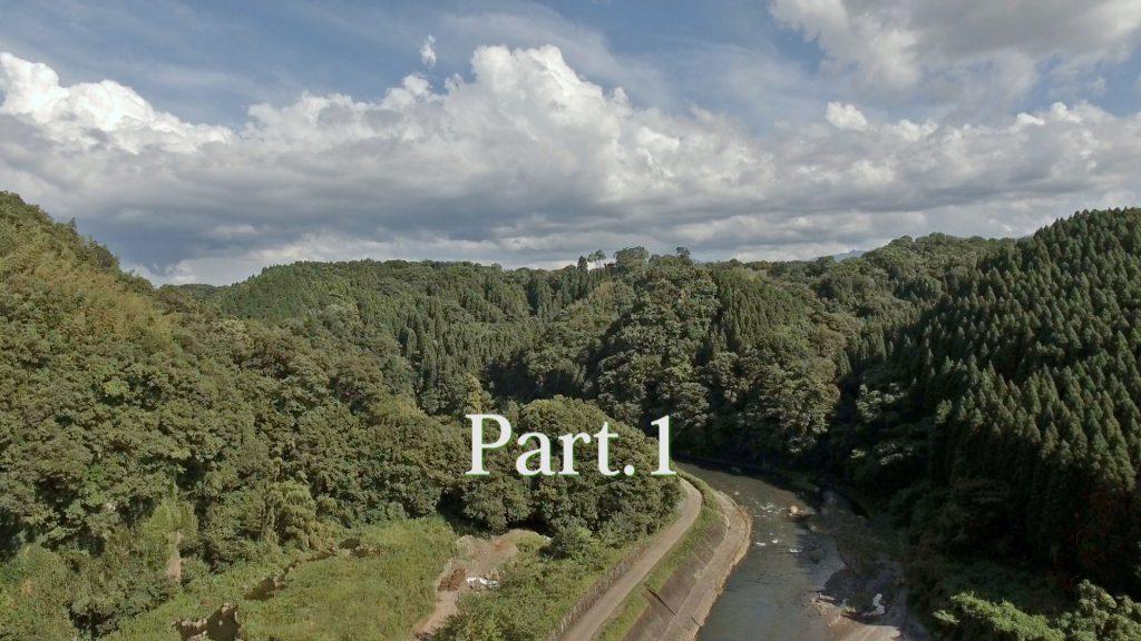 天空の豊後竹田「岡城」ドローン空撮 20160704 Part.1の動画を公開