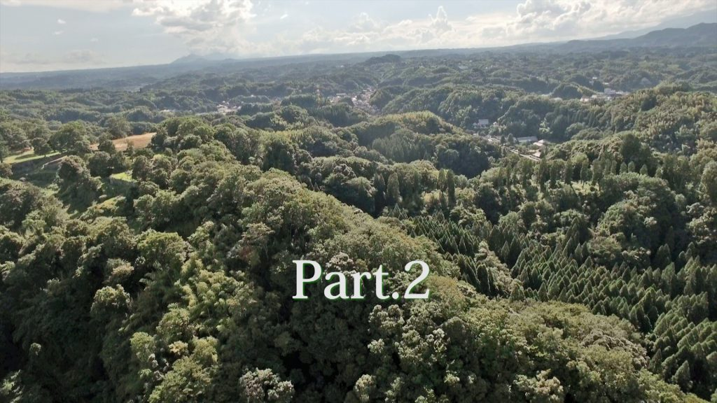 天空の豊後竹田「岡城」ドローン空撮 20160704 Part.2の動画を公開
