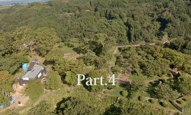 天空の豊後竹田「岡城」ドローン空撮 20160704 Part.4の動画を公開