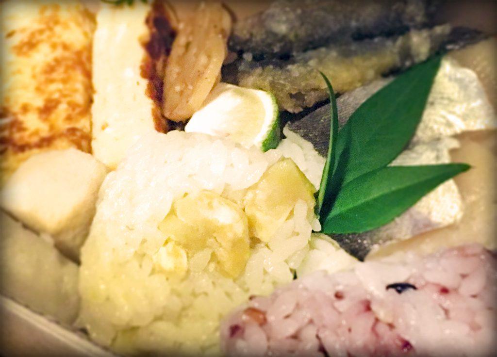癒しのサリモス・サリモス特製弁当。