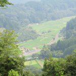 牧の城からの眺望