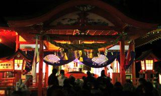 扇森稲荷神社 こうとうさま 初詣