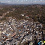 岡藩 竹田城下町 ドローン空撮 4K 写真 20170126 vol.1