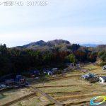 騎牟礼城 源氏最強の将 源為朝の城 ドローン撮影(4K) Vol.1 20170225