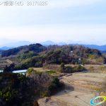 騎牟礼城 日本史最強の伝説的武将 源為朝が砦とした山城 ドローン撮影(4K) Vol.7