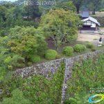 【特集】紅葉スポット 二の丸 岡城の見どころピックアップ! 岡城 ドローン撮影(4K)写真 Vol.17