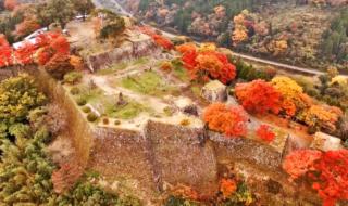 九州大分の紅葉の名所 岡城の紅葉 見頃はいつ? 観光の見どころや穴場をチェック♪